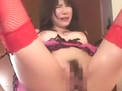 Best Japanese slut Rui Saotome in Amazing Lingerie, Masturbation JAV movie