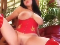 Best pornstar Shione Cooper in hottest big tits, straight xxx scene