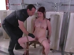 Carmen Stark Real Enema Fun