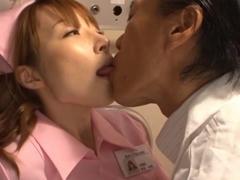 Miho Ashina sexy Asian nurse