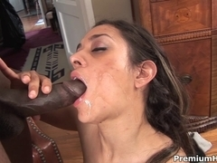 Estella Leon acquires her latin cum-hole stretched