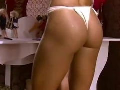 Brazilian bitches shaking their perfect buttocks