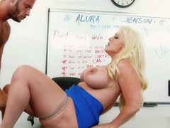 Alura Jenson & Danny Mountain in My Friends Hot Mom