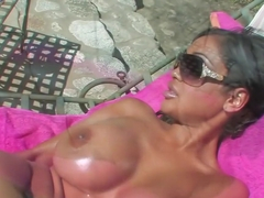 Exotic pornstar Priya Rai in incredible cunnilingus, big tits porn video