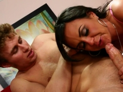 Incredible pornstars Michael Vegas, Mariah Milano in Exotic Big Ass, Cumshots sex scene