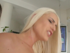Hottest pornstar Blanche Bradburry in Fabulous Anal, Big Tits xxx movie
