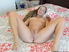 Amazing pornstar Cassidy Klein in Crazy Small Tits, Solo Girl sex clip