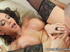 Are bossy slut double fisted 8584