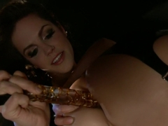 Hottest fisting, fetish adult movie with amazing pornstars Mark Davis, Katja Kassin and Bobbi Starr from Everythingbutt