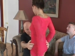 Wife Fucks A Male Porn Star In A Fantasy