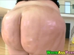 Big butt ho Julie Cash pounded good with huge hard cock