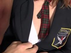 Incredible pornstar Aliysa Moore in hottest facial, blowjob adult clip