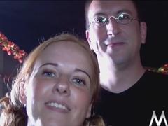 Hottest pornstar in Crazy Swingers, German sex movie
