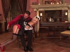 Exotic pornstar Britney Spring in incredible anal, dildos/toys porn movie