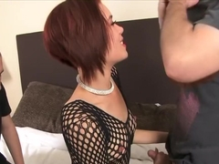 Crazy pornstar in exotic small tits, amateur porn movie