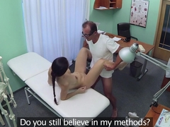 Amazing pornstar in Best Voyeur, Medical sex clip