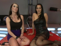 Fabulous fetish, squirting xxx video with exotic pornstars Isis Love and Kendra May Lust from Fuck.