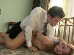 The Piano Instructor: Riley Reid Submits