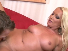 Horny pornstar Diana Doll in Amazing Big Tits, Blonde adult clip