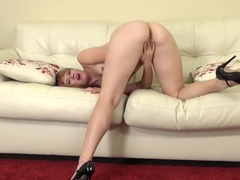 Amazing pornstar Claire Robbins in Exotic Dildos/Toys, Redhead sex movie