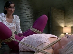 Best fetish adult movie with horny pornstars Isis Love and Shae Simone from Whippedass