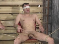 Hung New Arrival Mason Gets Stroked - Mason Madison  Sebastian Kane - Boynapped