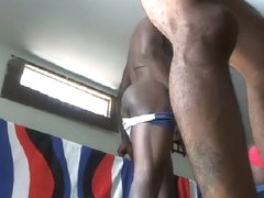 blackxwhite-2 amateur video 06/26/2015 from chaturbate