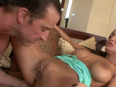 Incredible pornstar Angelina Valentine in crazy cumshots, big cocks porn clip