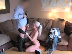 Exotic pornstar in Incredible Blonde, College xxx scene