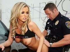 Bree Olson & Jack Lawrence in Getting Off Easy Video