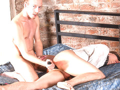 Chav Lad Owns That Fuck Hole! - Corey Conor & Sean Taylor - Boynapped