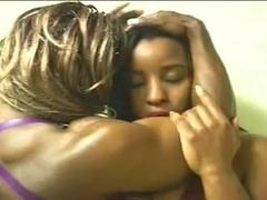 Lesbian Female Muscle
