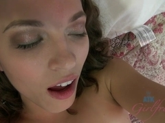 ATKGirlfriends video: Lily Love lets you play with her body