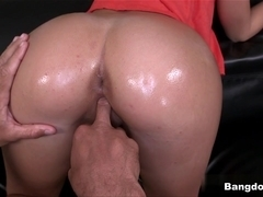 Kelly Diamond XXX in Sexy brunette tight asshole fucked Video