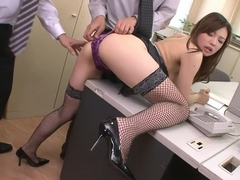 Exotic Japanese girl Aiko Hirose in Horny JAV uncensored Blowjob clip