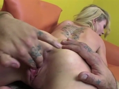 Exotic pornstar in Amazing Cumshots, Italian porn video