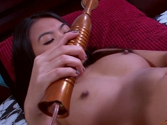 Hottest pornstar Cindy Starfall in Amazing Asian, Dildos/Toys sex video