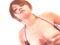 Best Japanese chick Yuka Haneda in Exotic Nipples JAV clip