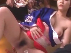 Exotic Japanese chick Kokomi Sakura in Crazy Cunnilingus, Big Tits JAV scene