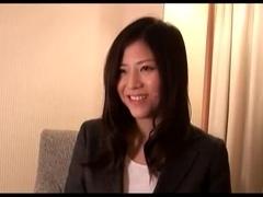 Japanese cheating beautiful wife 01 (cen)