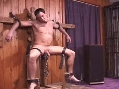 Threesome bound and punished