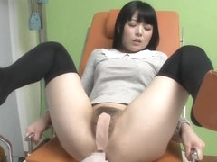 anal play with japanese gitl