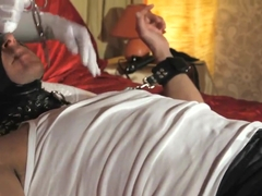 Kathia Nobili likes her sex to be served with latex and passion