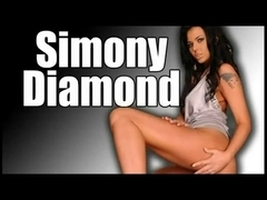 Simony diamond double penetration