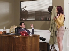 Monique Alexander In Getting Off The Typing Pool