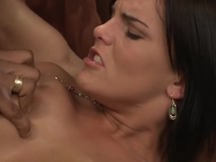 Incredible pornstar Mackenzee Pierce in horny facial, big tits adult scene
