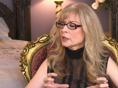 Incredible fetish adult video with fabulous pornstar Nina Hartley from Kinkuniversity