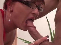 Amazing pornstar Gabriella Mai in horny anal, threesome porn movie