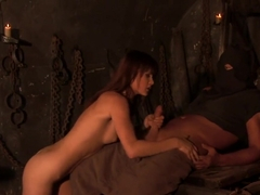 Crazy pornstar Theodora Ferreri in amazing facial, anal porn movie