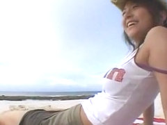 Crazy Japanese slut Kaede Fujisaki in Hottest Outdoor, Softcore JAV movie